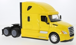 Modelcar - <strong>Freightliner</strong> Cascadia, yellow<br /><br />Welly, 1:32<br />No. 239378