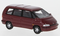 Modellauto - <strong>Renault</strong> Espace II, metallic-dunkelrot, 1991<br /><br />BoS-Models, 1:87<br />Nr. 239383