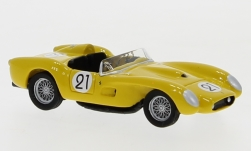 Modellauto - <strong>Ferrari</strong> 250 TR, No.21, 24h Le Mans, A.De Changy/J.Beurlys, 1958<br /><br />BoS-Models, 1:87<br />Nr. 239387