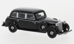 Modellauto - <strong>Mercedes</strong> 770 (W150) Limousine, schwarz, 1940<br /><br />BoS-Models, 1:87<br />Nr. 239391