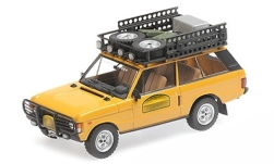 ModelCar - <strong>Land Rover</strong> Range Rover, Camel Trophy, 1982<br /><br />Almost Real, 1:43<br />No. 239565