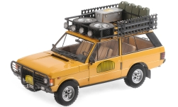 Modellauto - <strong>Land Rover</strong> Range Rover, Camel Trophy Papua New Guinea, 1982<br /><br />Almost Real, 1:18<br />Nr. 239573