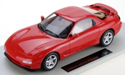 Modellauto - <strong>Mazda</strong> RX-7, rot, 1994<br /><br />Lucky Step Models, 1:18<br />Nr. 239622