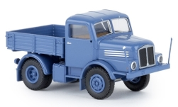 Modellauto - <strong>IFA</strong> S 4000-1 Zugmaschine, blau, 1965<br /><br />Brekina, 1:87<br />Nr. 239655