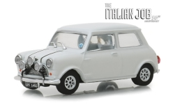 ModelCar - <strong>Austin</strong> Mini Cooper S 1275 MkI, weiss, RHD, The Italian Job, 1967<br /><br />Greenlight, 1:43<br />No. 239893