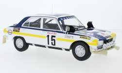 автомодель - <strong>Peugeot</strong> 504 Ti, No.15, Rally Marokko, B.Consten/G.Flocon, 1975<br /><br />IXO, 1:18<br />№ 239960