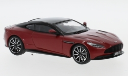Modelcar - <strong>Aston Martin</strong> DB 11, metallic-red/black, 2016<br /><br />IXO, 1:43<br />No. 239967