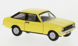 Modellino - <strong>Ford</strong> Escort Mk2, giallo, RHD<br /><br />Oxford, 1:76<br />n. 240122
