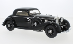 Modellauto - <strong>Mercedes</strong> 540 K Coupe, schwarz, 1936<br /><br />CMF, 1:18<br />Nr. 240156