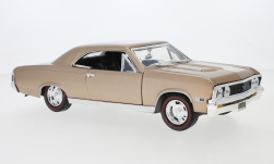 Modellauto - <strong>Chevrolet</strong> Chevelle SS 396, metallic-hellbraun, 1967<br /><br />Motormax, 1:18<br />Nr. 240170