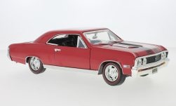 Modelcar - <strong>Chevrolet</strong> Chevelle SS 396, dark red/black, 1967<br /><br />Motormax, 1:18<br />No. 240172