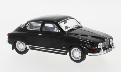 voiture miniature - <strong>Saab</strong> 96 V4, noire, 1969<br /><br />IXO, 1:43<br />N° 240243