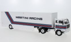 Modellauto - <strong>Volvo</strong> F 88, Martini Racing, Racing Transport<br /><br />IXO, 1:43<br />Nr. 240324