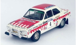Modelcar - <strong>Ford</strong> Escort MKI RS 1600, No.4, Colt Racing team, Rallye WM, 1000 Lakes Rallye, T.Makinen/H.Liddon, 1973<br /><br />Trofeu, 1:43<br />No. 240341
