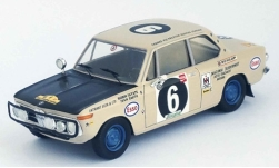 Modelcar - <strong>BMW</strong> 2002 ti, No.6, East African Safari Rally, R.Ulyate/I.Smith, 1971<br /><br />Trofeu, 1:43<br />No. 240346