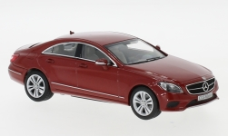Modellauto - <strong>Mercedes</strong> CLS (C218), metallic-rood, 2014<br /><br />I-Norev, 1:43<br />Nr. 240412