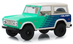 Modellauto - <strong>Ford</strong> Bronco, Falken Tires, 1976<br /><br />Greenlight, 1:18<br />Nr. 240479