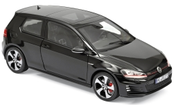 Modellauto - <strong>VW</strong> Golf VII GTI, schwarz, 2013<br /><br />Norev, 1:18<br />Nr. 240603