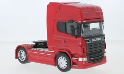 Modelcar - <strong>Scania</strong> R730 V8 (4x2), red<br /><br />Welly, 1:32<br />No. 240617