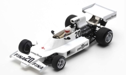 voiture miniature - <strong>Williams</strong> FW, No.20, formule 1, GP Brésil, A.Merzario, 1975<br /><br />Spark, 1:43<br />N° 240721