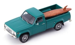 Modellauto - <strong>Mazda</strong> Rotary Pick Up, türkis, 1974<br /><br />AutoCult, 1:43<br />Nr. 240733