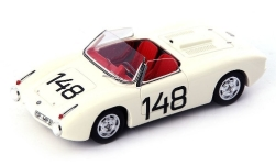 Modellauto - <strong>BMW</strong> 700 RS, weiss, No.148, 1960<br /><br />Autocult/Avenue 43, 1:43<br />Nr. 240734
