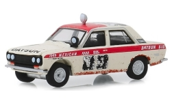 автомодель - <strong>Datsun</strong> 510, No.89, BRE, Baja 1000, 1969<br /><br />Greenlight, 1:64<br />№ 240811