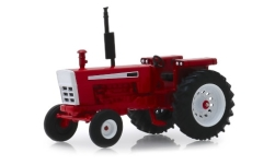 автомодель - <strong>-</strong> Traktor, rot, 1973<br /><br />Greenlight, 1:64<br />№ 240819