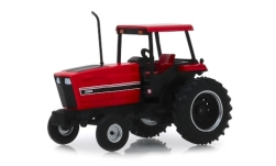 Modelcar - <strong>-</strong> tractor with cabin, red, 1982<br /><br />Greenlight, 1:64<br />No. 240821