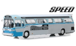 автомодель - <strong>General Motors</strong> TDH, Speed, 2525 Los Angeles, California Downtown Bus<br /><br />Greenlight, 1:43<br />№ 240830