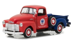 автомодель - <strong>Chevrolet</strong> 3100 Pickup, Standard Station, 1953<br /><br />Greenlight, 1:43<br />№ 240834