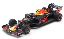Modellauto - <strong>Red Bull</strong> RB15, No.23, Aston Martin Red Bull Racing Point F1 Team, Red Bull, Formel 1, GP Belgien, A.Albon, 2019<br /><br />Spark, 1:43<br />Nr. 240852