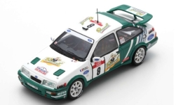 Modellauto - <strong>Ford</strong> Sierra RS Cosworth, No.8, Rallye WM, Tour de Corse, D.Auriol/B.Occelli, 1988<br /><br />Spark, 1:43<br />Nr. 240946