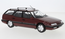 Modellauto - <strong>Citroen</strong> XM Break, metallic-dunkelrot, 1991<br /><br />WhiteBox, 1:24<br />Nr. 241113