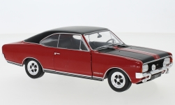 Modellauto - <strong>Opel</strong> Commodore A GS/E, rot<br /><br />WhiteBox, 1:24<br />Nr. 241114