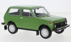 Modellauto - <strong>Lada</strong> Niva, grün<br /><br />WhiteBox, 1:24<br />Nr. 241116