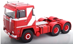Modelcar - <strong>Scania</strong> LBT 141, red/white, 1976<br /><br />Road Kings, 1:18<br />No. 241256