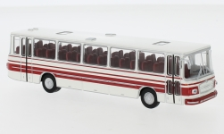 ModelCar - <strong>MAN</strong> 750 HO, weiss/rot, 1967<br /><br />Brekina, 1:87<br />Nr. 241319