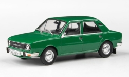 Modellauto - <strong>Skoda</strong> 105L, groen, 1977<br /><br />Abrex, 1:43<br />Nr. 241394