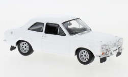Modellauto - <strong>Ford</strong> Escort MK I, weiss, Plain Body Version, 1971<br /><br />IXO, 1:43<br />Nr. 241638