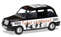Modellauto - <strong>-</strong> London Taxi, RHD, The Beatles, Twist and Shout<br /><br />Corgi, 1:36<br />Nr. 242036