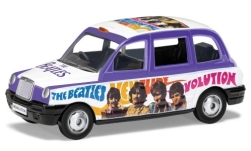 Modellauto - <strong>-</strong> London Taxi, RHD, The Beatles, Hey Jude<br /><br />Corgi, 1:36<br />Nr. 242037
