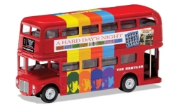 Modellauto - <strong>-</strong> London Bus, The Beatles, A Hard Days Night<br /><br />Corgi, 1:64<br />Nr. 242039