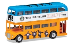 Modellauto - <strong>-</strong> London Bus, RHD, The Beatles, Help<br /><br />Corgi, 1:64<br />Nr. 242040