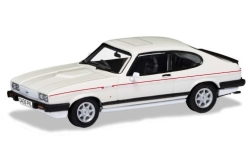 Modellauto - <strong>Ford</strong> Capri Mk3 2.8i Special, weiss, RHD<br /><br />Vanguards, 1:43<br />Nr. 242081
