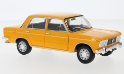 Modellauto - <strong>Fiat</strong> 125, orange<br /><br />WhiteBox, 1:24<br />Nr. 242183