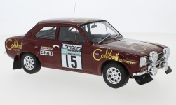 Modelcar - <strong>Ford</strong> Escort MK1 RS 1600, No.15, Colibri Lighters, Rallye WM, RAC Rallye, M.Alen/P.White, 1974<br /><br />IXO, 1:18<br />No. 242187