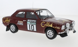 Modelcar - <strong>Ford</strong> Escort MK1 RS 1600, No.10, Colibri Lighters, Rallye WM, RAC Rallye, H.Mikkola/J.Davenport, 1974<br /><br />IXO, 1:18<br />No. 242188