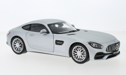 Modelcar - <strong>Mercedes</strong> AMG GT S (C190), mattsilver<br /><br />I-Norev, 1:18<br />No. 242237