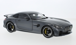 Modelcar - <strong>Mercedes</strong> AMG GT R (C190), metallic-anthracite/carbon<br /><br />I-Norev, 1:18<br />No. 242246